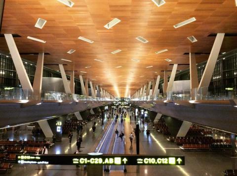 Doha Flughafen