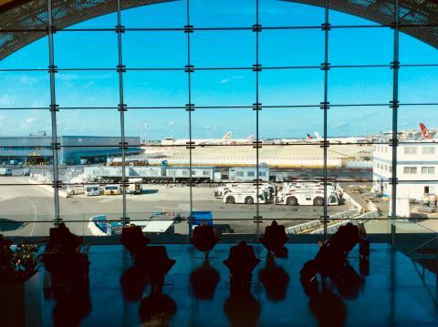 Flughafen Charles de Gaulle