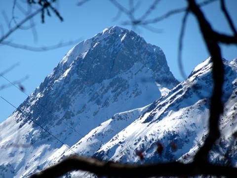 Mittenwald Höhensteigblick