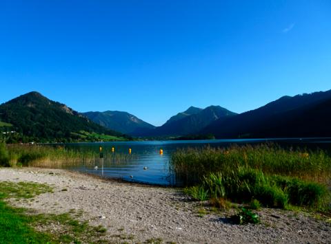 Schliersee Ufer