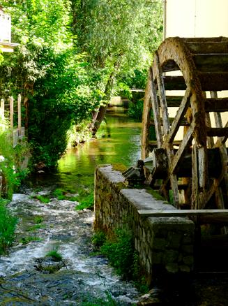 Buckow Mühle