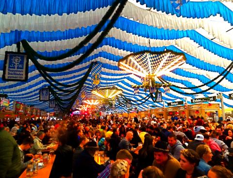 Frühlingsfest Theresienwiese