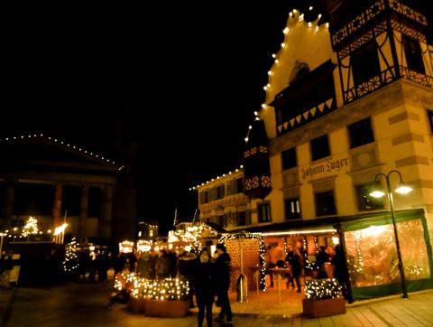 Dornbirn Weihnachtsmarkt