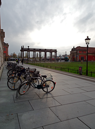 Potsdam neuer Alter Markt