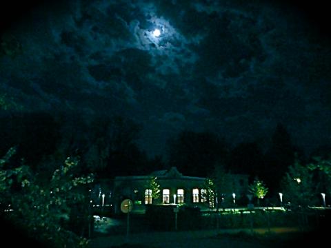 Nachthimmel am Isaruferweg