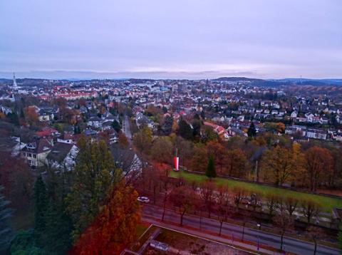 Blick auf Lüdenscheid