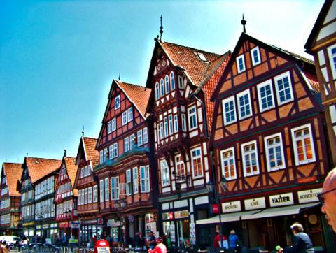 Stechbahn, Celle Altstadt