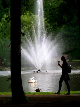 Celle, Französischer Garten