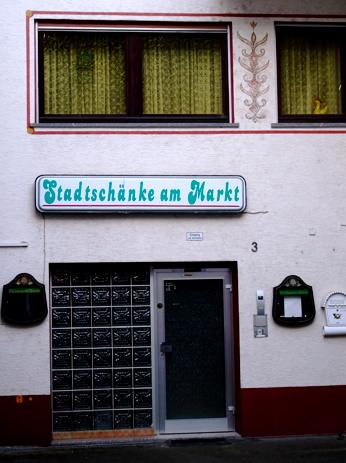 Stadtschänke Lorch