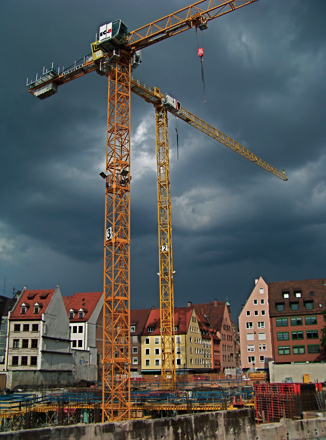 Nürnberg Erneuerung