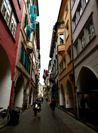Bozen Altstadt