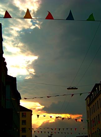 Straßenfest Georgenstraße