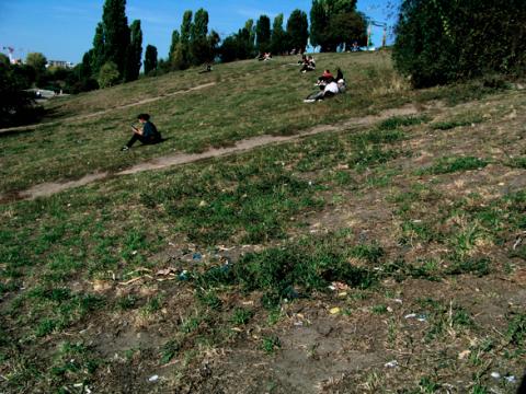Mauerpark Prenzlauer Berg