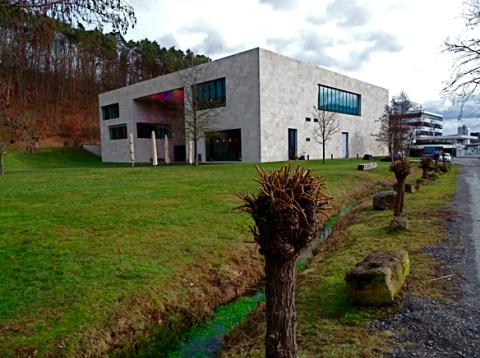 Ritter Sport Museum in Waldenbuch