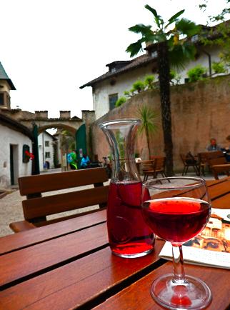 Wein in Kaltern am See