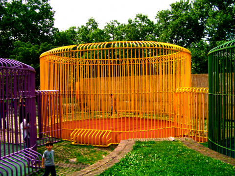 Nürnberger Spielplatz