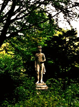 Tiergarten Skulptur