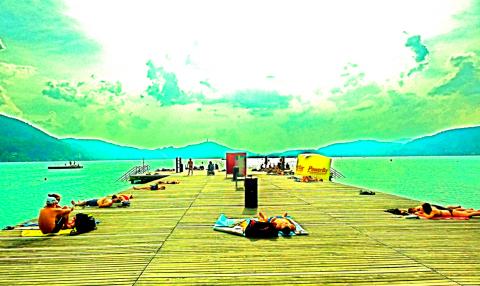 Strandbad Wörthersee