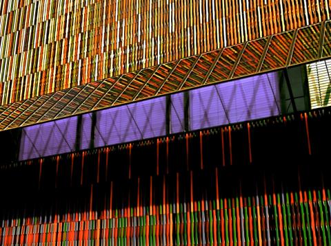 Fassade Museum Brandhorst