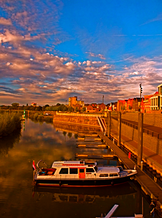 Maas bei Venlo