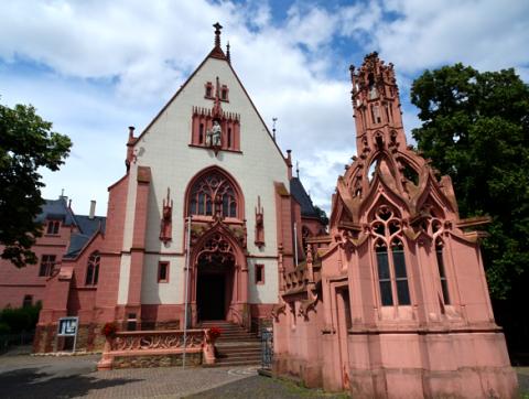 Rochuskapelle bei Bingen