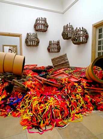 Cyril Lackauer Austellung im Haus der Kunst