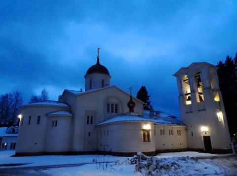 Kloster Valamo