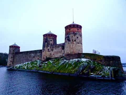Olavinlinna in Savonlinna
