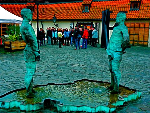 Kafkamuseum Prag