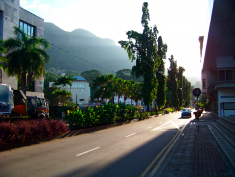 independence avenue victoria mahe seychelles