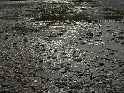 Isarwellen bei Thalkirchen