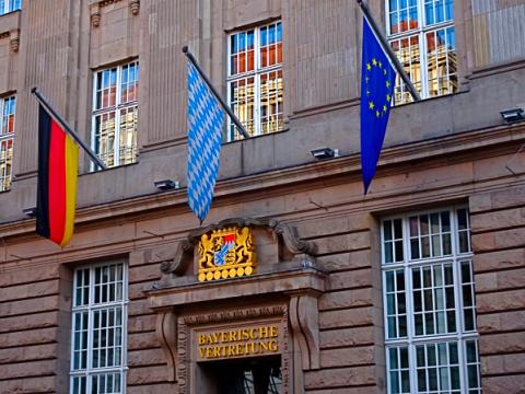 Bayerische Vertretung in Berlin