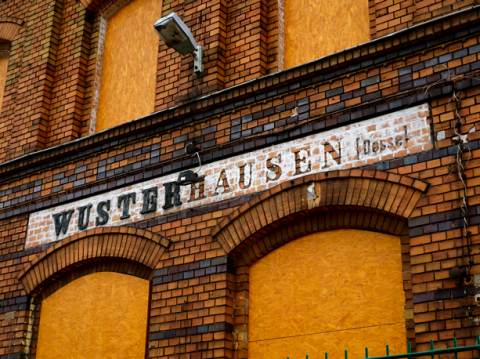 Bahnhof von Wusterhausen (Dosse)