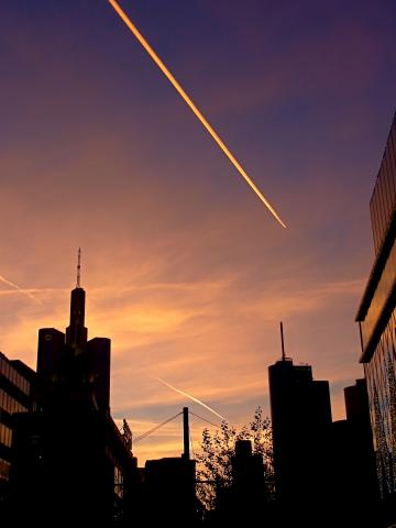 Frankfurt am Main Himmel