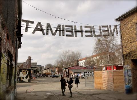 Berlin RAW-Gelände