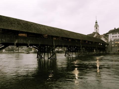 Aarebrücke Olten