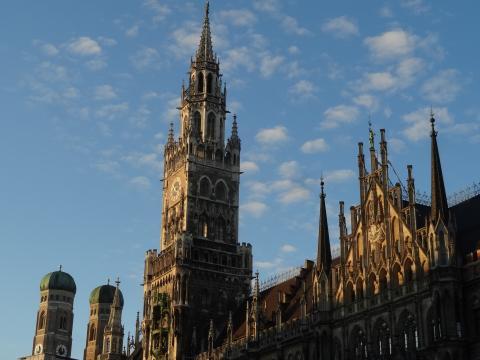 Münchner Rathaus