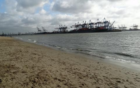 Övelgönne Strand