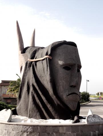 Masken aus der Barbagia