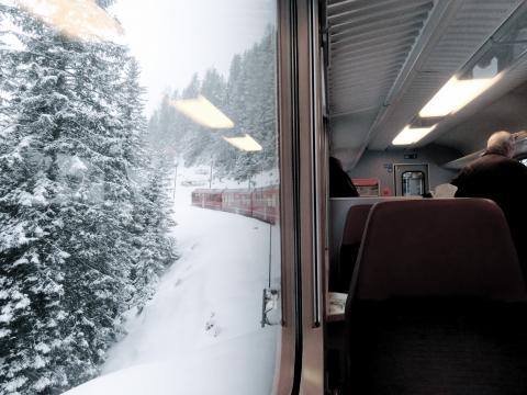 Davos Rhätische Bahn