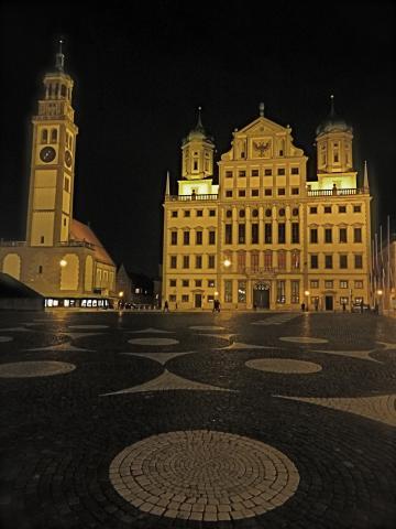 Augsburg Rathausplatz