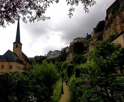 Luxemburg Grund