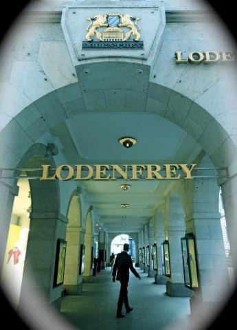 Loden Frey München