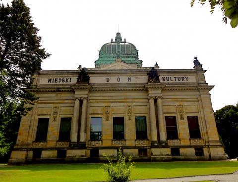 Zgorzelec Kulturpalast