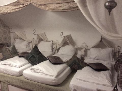 Bettenlager Köln, die wohngemeinschaft